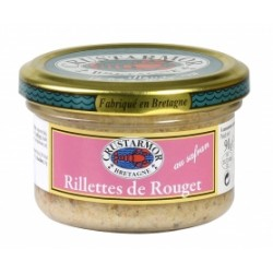 Rillettes de Rouget au...