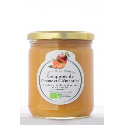 Compote Pomme Clémentine 420Gr