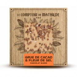 Tablette Chocolat Blond -...